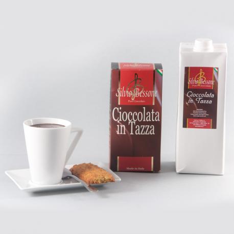 Cioccolata in tazza Liquida
