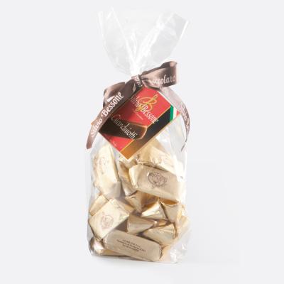 Gianduiotti oro - Al latte